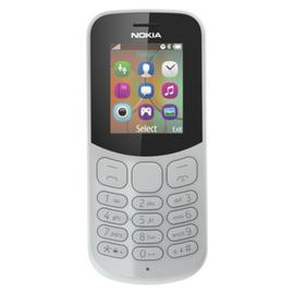 SIM Free Nokia 130 2017 Mobile Phone - Grey