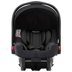 Graco Snugride iSize Car Seat – Mid Black