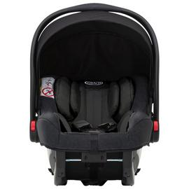 Graco Snugride i-Size Car Seat – Mid Black