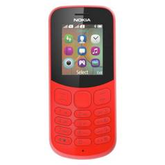 SIM Free Nokia 130 2017 Mobile Phone - Red