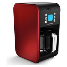 Morphy Richards Accents Filter Coffee Machine - Red