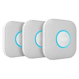 Google Nest Protect 2nd Gen Smoke and Carbon Monoxide Alarms