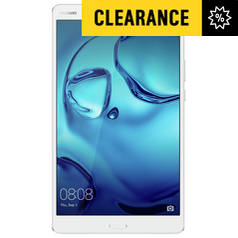 Huawei MediaPad M3 8 Inch 32GB Tablet - Grey