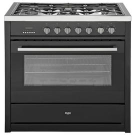 Bush BRCNB90SPBK 90cm Dual Fuel Range Cooker - Black