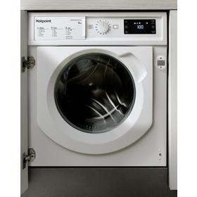 Hotpoint BIWMHG81484 8KG 1400 Spin Washing Machine - White
