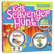 Cheatwell Games Kids Scavenger Hunt Game
