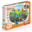 more details on Engino Qboidz 4-in-1 Stunt Plane Multimodel Set