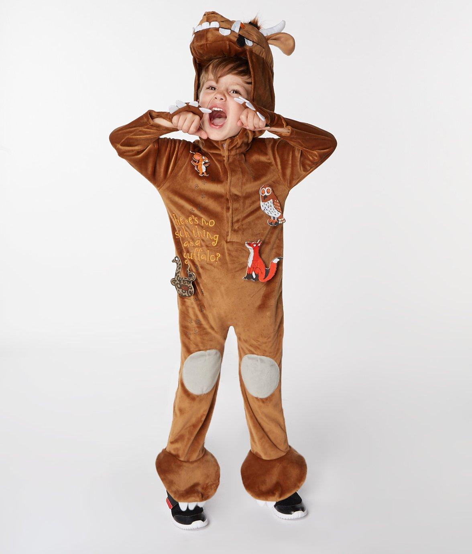 Kids fancy dress costumes  sc 1 st  Argos & The Gruffalo Kids fancy dress costumes | Argos