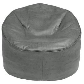 Argos Home Leather Effect Bean Bag Chair