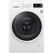 LG F4J6TY0WW 8KG 1400 Spin Washing Machine - White Best Price, Cheapest Prices