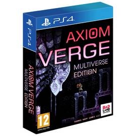 Axiom Verge: Multiverse Edition PS4 Game
