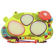 B Ribbit-Tit-Tat Musical Toy.