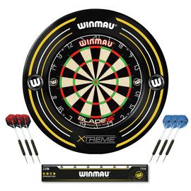 Winmau Blade 5 Board and Xtreme Surround Set