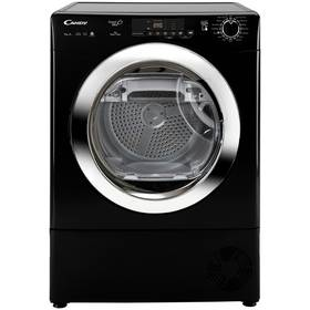 Candy GVS H9A2DCEB 9KG Heat Pump Tumble Dryer - Black