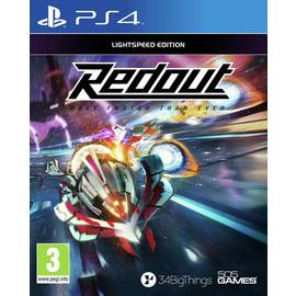 Redout: Lightspeed Edition PS4 Game