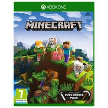 Minecraft Explorer's Pack Xbox One Game