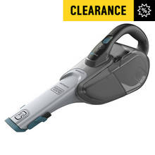 Black & Decker DVJ325BF-GB Premium Handheld Vacuum Cleaner