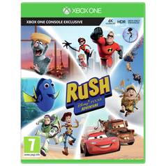 Rush: A Disney Pixar Adventure Xbox One Game