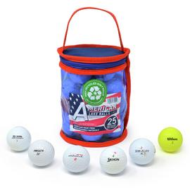 Lake Golf Balls Refurbished - 25 Pack