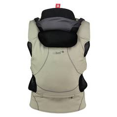 Caboo DXGO Baby Carrier - Khaki