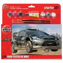 Airfix Ford Fiesta WRC Starter Set