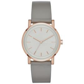 DKNY Ladies' Soho NY2341 Grey Strap Watch