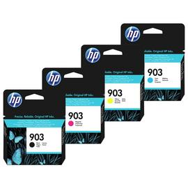 HP 903 Original Ink Cartridge Multipack - Black & Colour