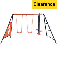 Swings Slides Climbing Frames Kids Garden Play Argos