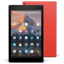 Amazon Fire 10 10.1 Inch 32GB Tablet - Red