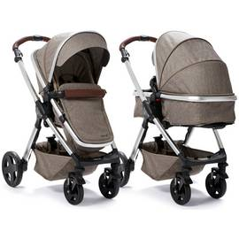 Venti 2 in 1 Pushchair - Coffee