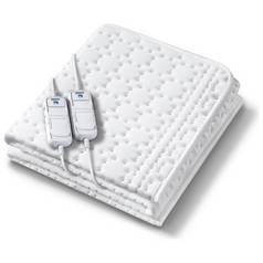 Beurer Allergyfree Dual Control Heated Blanket - Kingsize