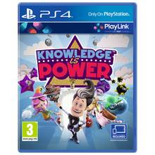 Knowledge is Power - Playlink PS4 Game