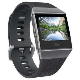Fitbit Ionic Smart Watch - Charcoal Grey