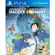 Digimon Cyber Sleuth Hackers PS4 Game