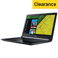 Acer 15.6 Inch i5 8GB 256GB Laptop - Black