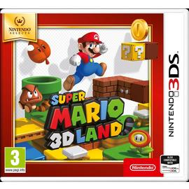 Super Mario 3D Nintendo Selects 3DS Game