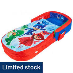 My First PJ Masks Kids ReadyBed - Air Bed & Sleeping Bag