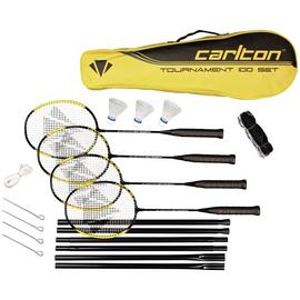 Carlton Powerblade Tournament 4 Person Badminton Set