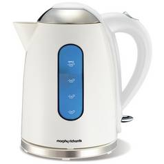 Morphy Richards 43179 Accents Dome Kettle - White