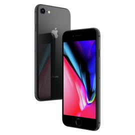 SIM Free iPhone 8 256GB Mobile Phone - Space Grey