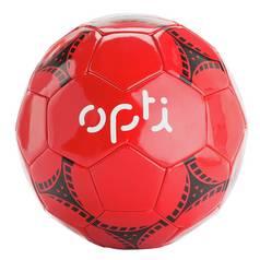 3fb16e5ad2b Opti Size 5 Football - Red