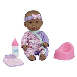 Chad Valley Babies to Love Drink and Wet Baby Maisie Doll