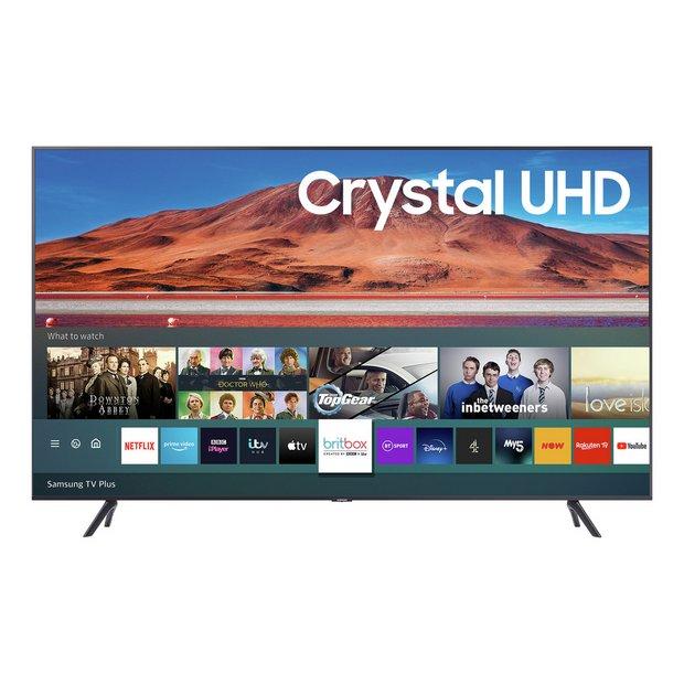 Samsung 43 Inch UE43TU7100 Smart Ultra HD TV