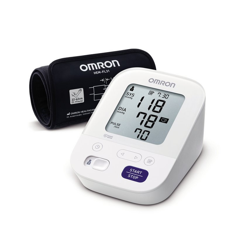 Omron M3 Comfort Upper Arm Blood Pressure Monitor from Argos