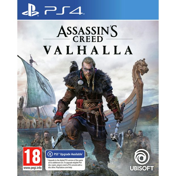 Buy Assassin S Creed Valhalla Ps4 Game Pre Order Ps4 Games