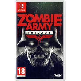 Zombie Army Trilogy Nintendo Switch Game