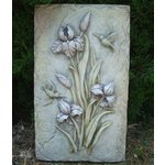 more details on Lilac Bud Flower Plaque.