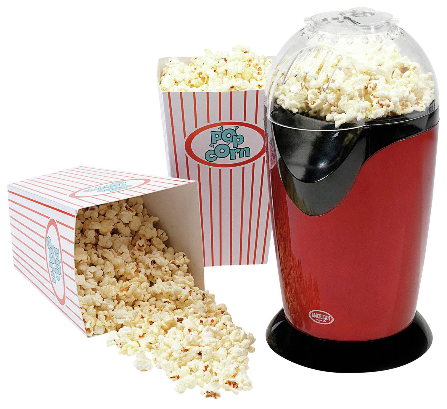 buy american originals popcorn maker at argoscouk your online shop for speciality appliances kitchen electricals home and garden - Popcorn Machine For Sale