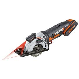 WORX WX523 20V 2.0Ah WORXSAW - Cordless Compact Circular Saw Best Price and Cheapest