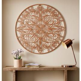 4dd47cd7b6 Graham & Brown Luxe Metal Wall Art - Copper